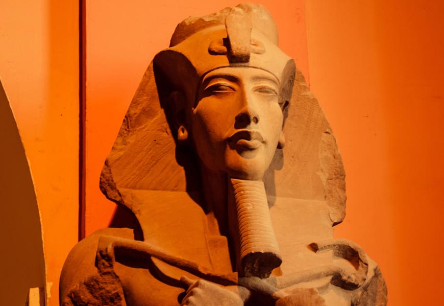King Amenhotep IV | TripsInEgypt