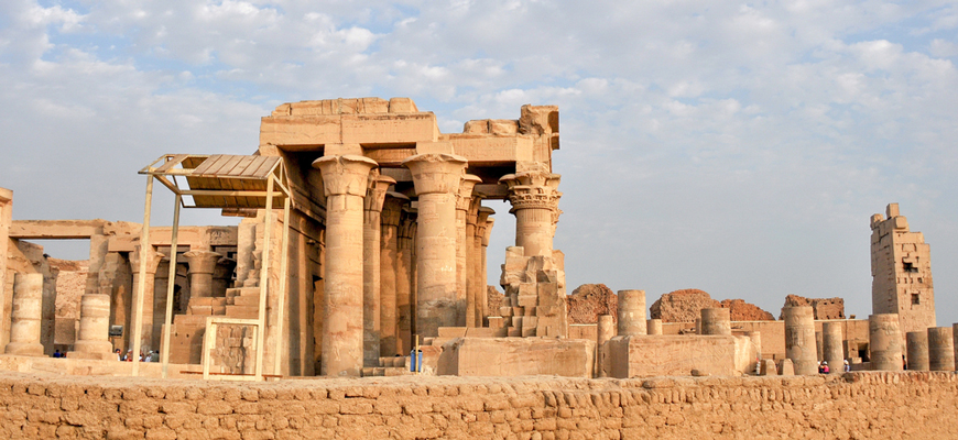 Kom Ombo Temple - Nile Cruise from El Gouna - TripsInEgypt