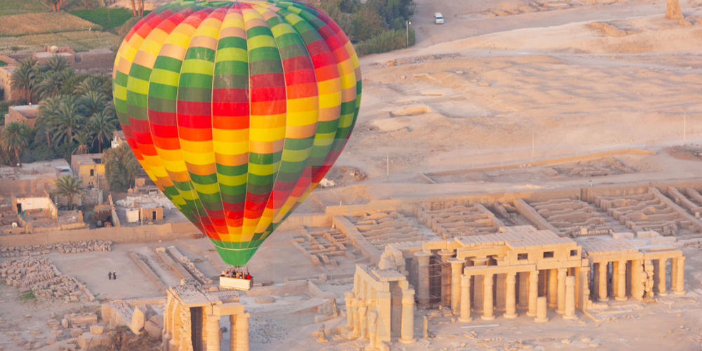 Luxor Hot Air Balloon Ride - Trips in Egypt
