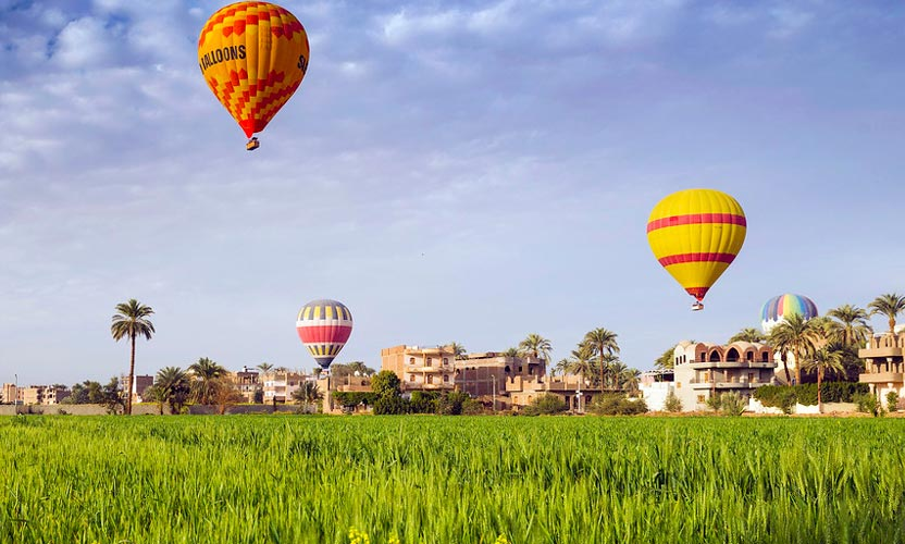 Luxor Hot Air Balloon Ride,The Price Starting from 115 $, Book now!!!