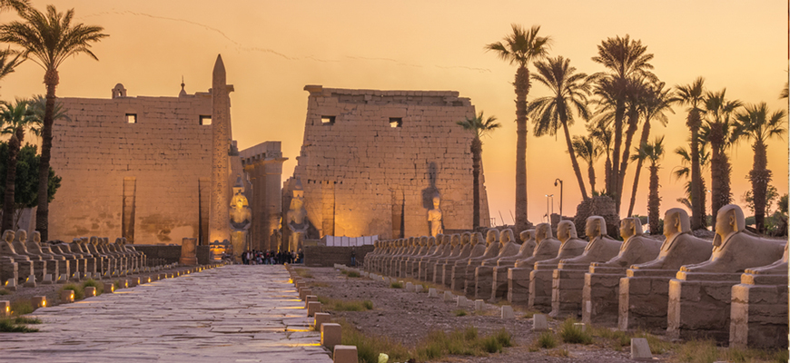 Luxor Temple - 2 Days Luxor Tours from El Gouna - TripsInEgypt