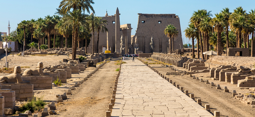 Luxor Temple - Day Trip to Luxor East Bank - Trips In Egypt