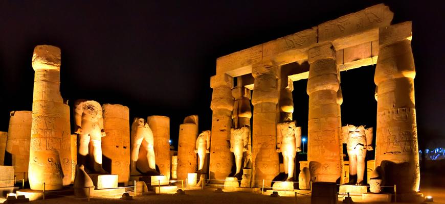 Luxor Temple | El Gouna to Luxor & Abu Simbel tour | TripsInEgypt