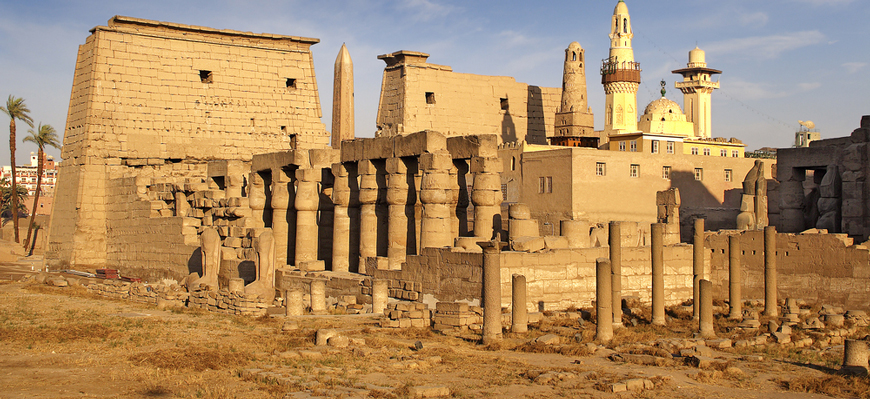 Luxor Temple - Luxor Day Tour to Visit East & West Banks attractions - TripsInEgypt