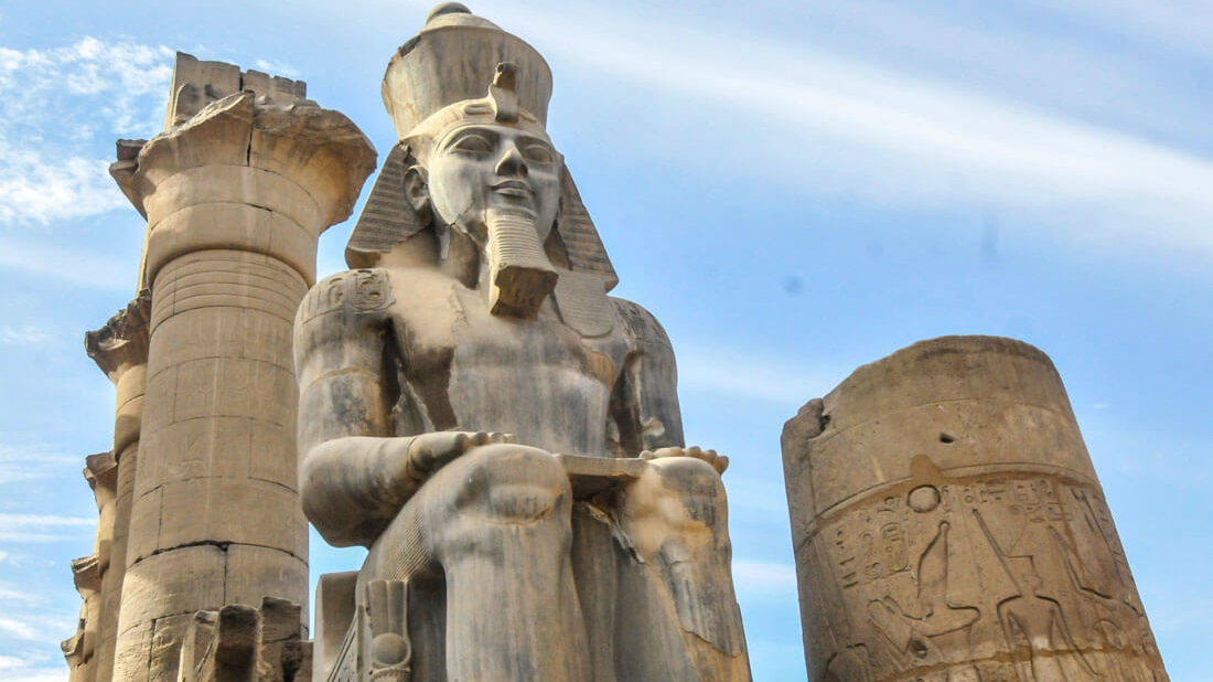 Luxor Temple - Luxor East and West Bank Day Tour - Trips in Egypt