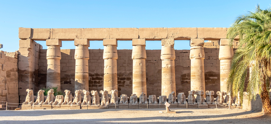 Luxor Temple - Day trips from el gouna to luxor - TripsInEgypt