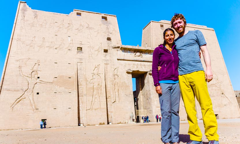 Day Tour from Luxor to Edfu & Kom Ombo | Excursions from Luxor
