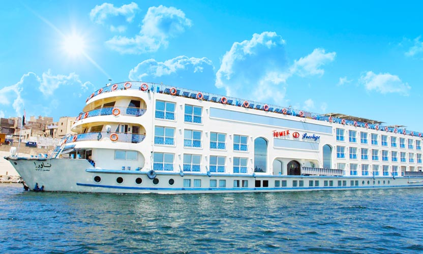 5 Days Nile Cruise from El Gouna to Luxor and Aswan - El Gouna Nile Cruise