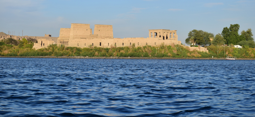 Philae - Day Trip to Aswan from Luxor - TripsInEgypt