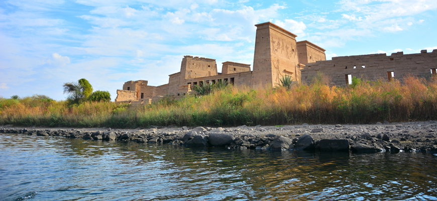 Philae Temple - Day Trip to Aswan from Luxor - TripsInEgypt