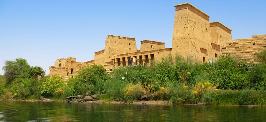 Philae Temple   El Gouna to Aswan & Abu Simbel Tour   TripsInEgypt