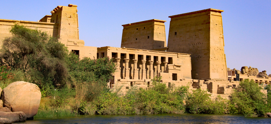 Philae Temple | Luxor & Aswan tour from El-Gouna | TripsInEgypt