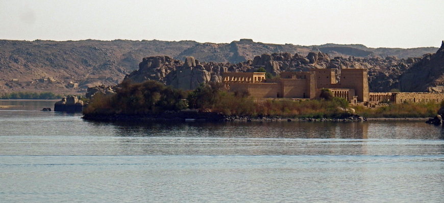 Philae Temple - Nile Cruise from El Gouna - TripsInEgypt
