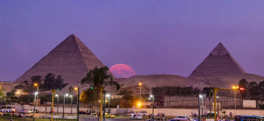 Giza Pyramids   El-Gouna to Cairo Day Trip   TripsInEgypt