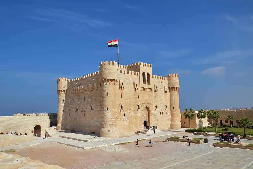 Qaitbay Citadel - El Gouna to Cairo & Alexandria Tour - TripsInEgypt