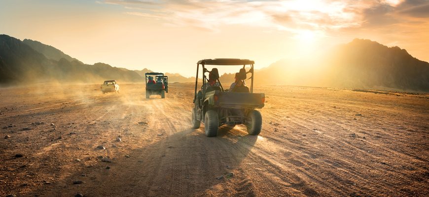 Safari Quads - Safari Trip from El Gouna - TripsInEgypt