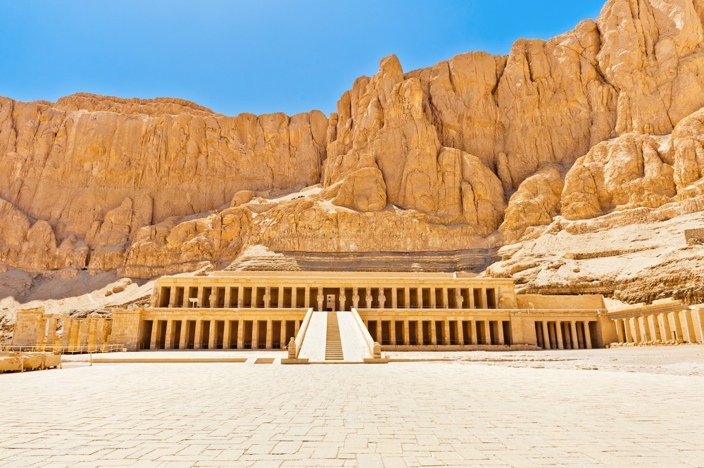 Queen Hatshepsut Temple - Trips In Egypt