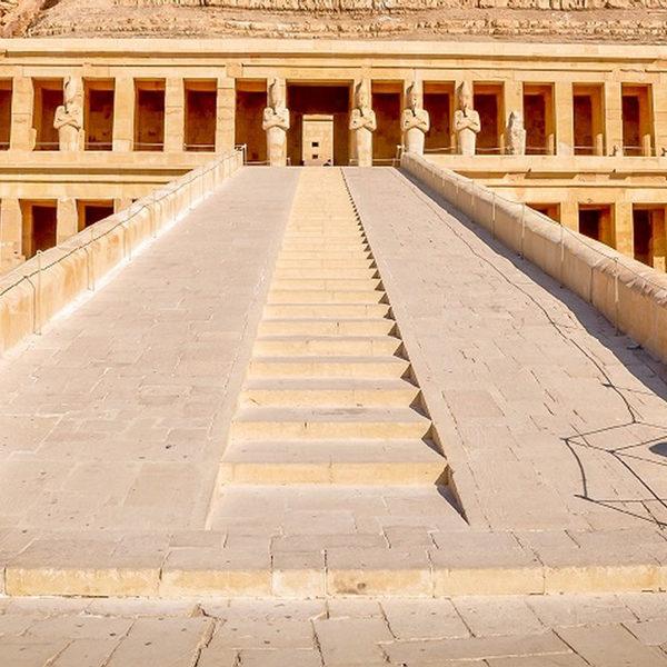 Hatshepsut Temple Facts | Hatshepsut Temple History | Hatshepsut Temple Luxor
