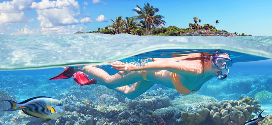 Red Sea Snorkelling | Snorkeling Trip in El Gouna | TripsInEgypt