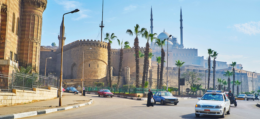Cairo Citadel | 2 Days Cairo Trip From El Gouna by Plane | TripsInEgypt