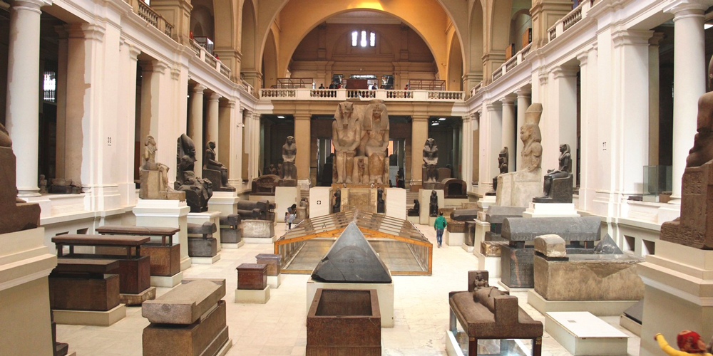 The Egyptian Museum - Day Tour from EL Gouna to Cairo by Car - Trips in Egypt