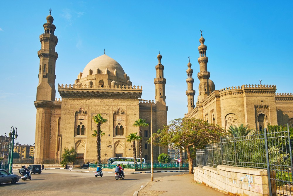 al-rifa'i mosque - Trips In Egypt