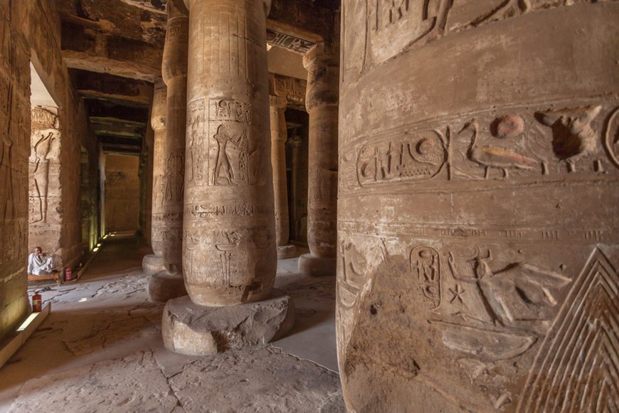 Temple of Seti - TripsInEgypt