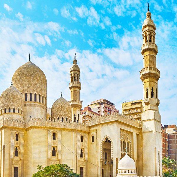 Abu Al Abbas Al Mursi Mosque - Trips in Egypt