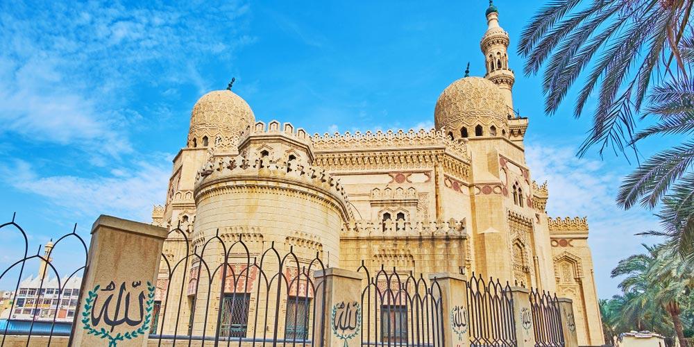 Abu al-Abbas al-Mursi Mosque - Trips in Egypt