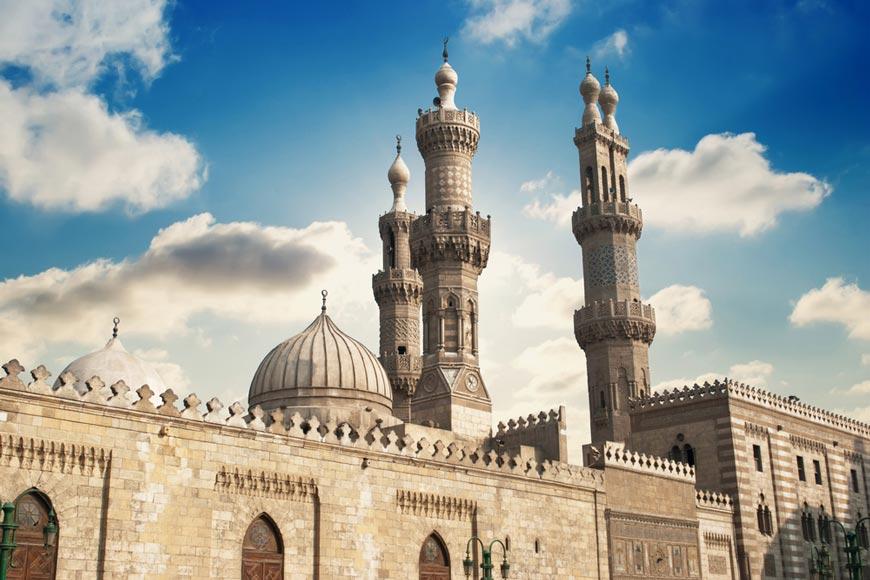 Al Azhar Mosque -Egypt Tours Portal