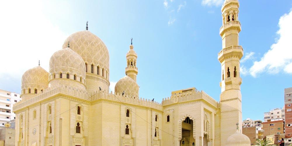 Abu Al-Abbas Al-Mursi Mosque - Who is Al-Mursi Abu Al-Abbas?