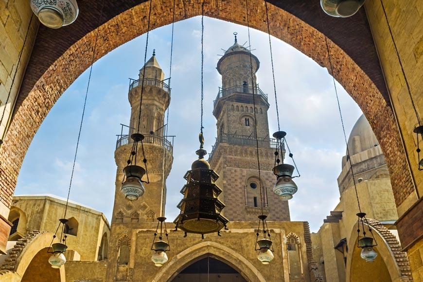 Al Nasir Muhammad funerary complex - Egypt Tours Portal