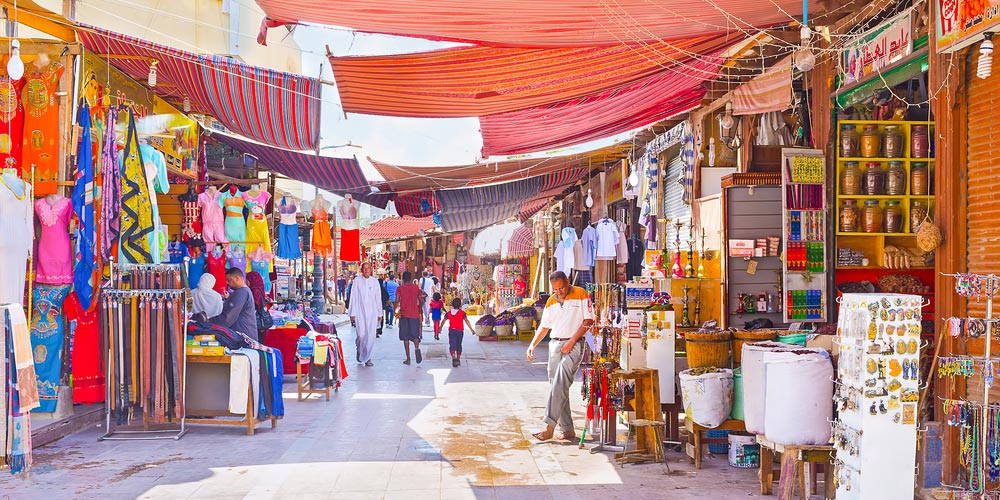 Aswan Bazaar - Hidden Attraction in Aswan - Trips in Egypt