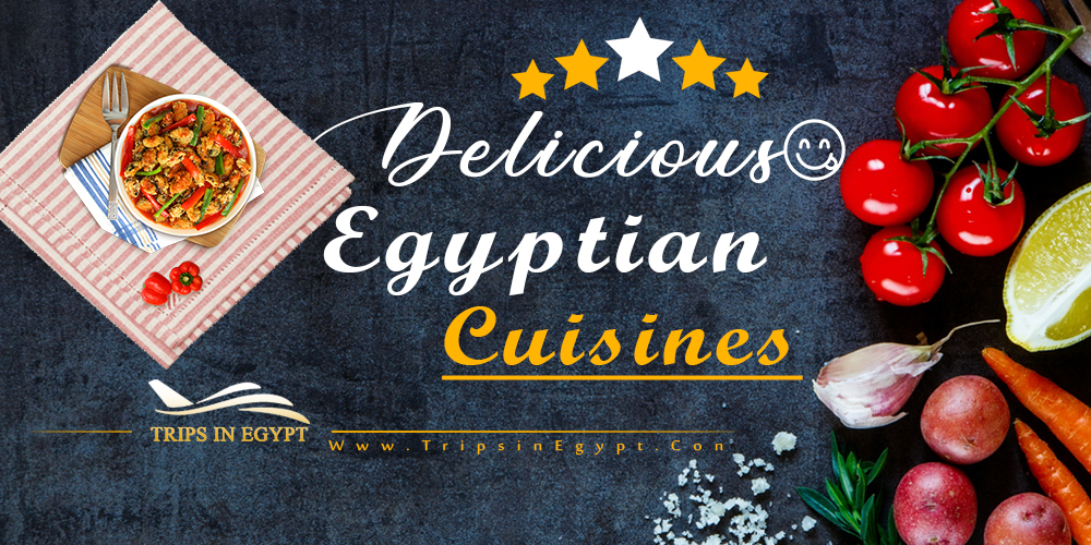 Egyptian Food | Egyptian Cuisine | Traditional Egyptian Food