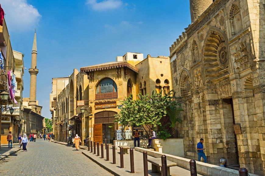El Selehdar Mosque - Egypt -Tours Portal