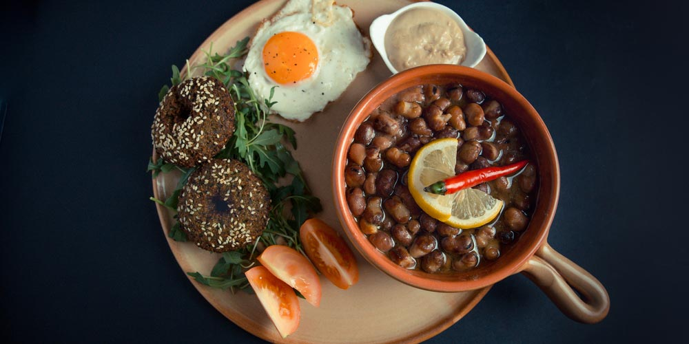 Fava Beans and Falafel - Egyptian Food - Trips in Egypt