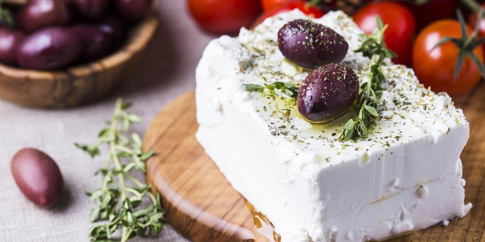Feta Cheese - Egyptian Food - Trips in Egypt