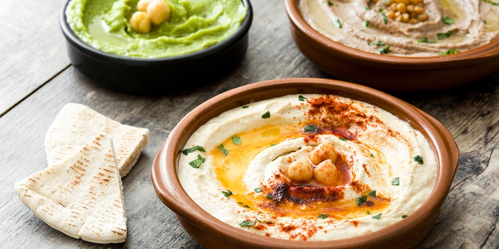 Hummus Dip - Egyptian Food - Trips in Egypt