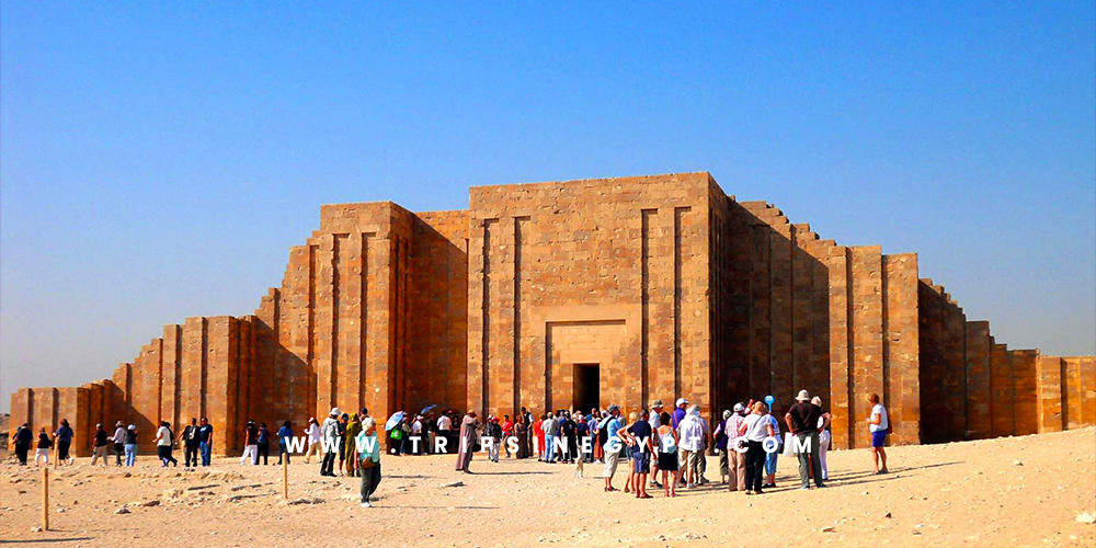 King Djoser Achievements - Trips in Egypt