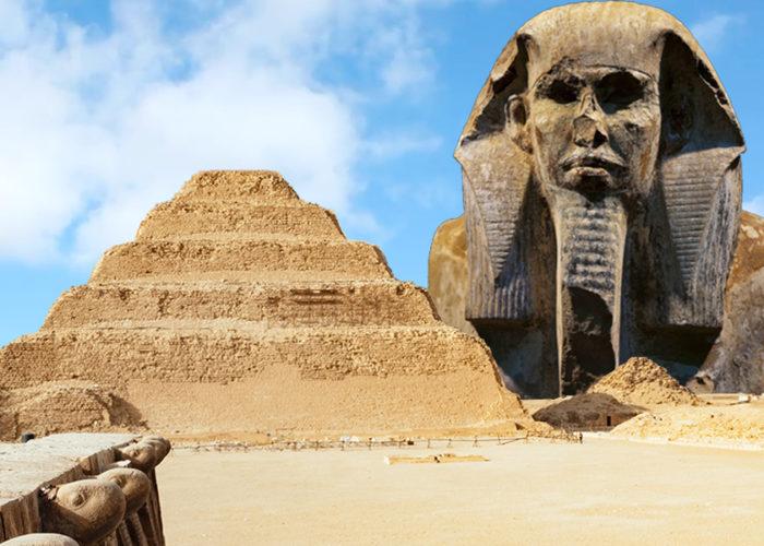 King Djoser - Trips in Egypt