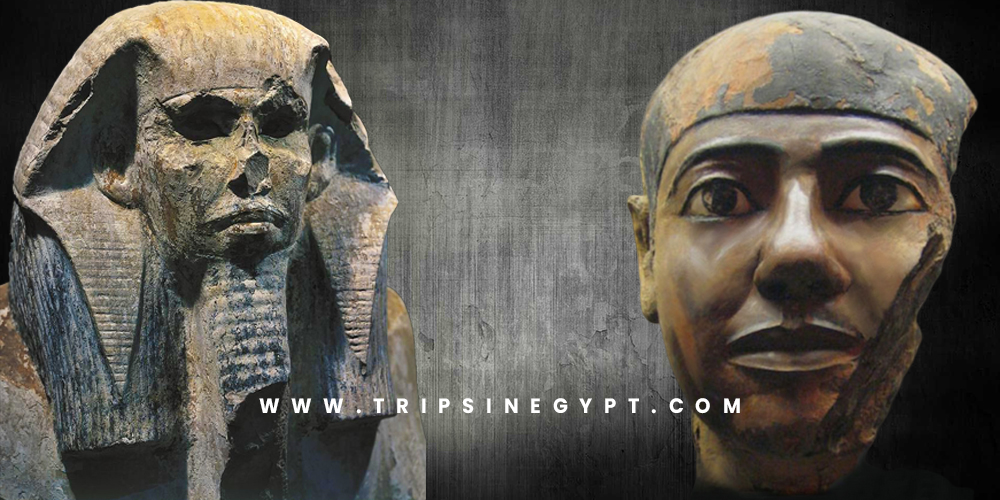 King Djoser and Imhotep - Trips in Egypt