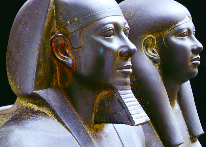 King Menkaure - Trips in Egypt
