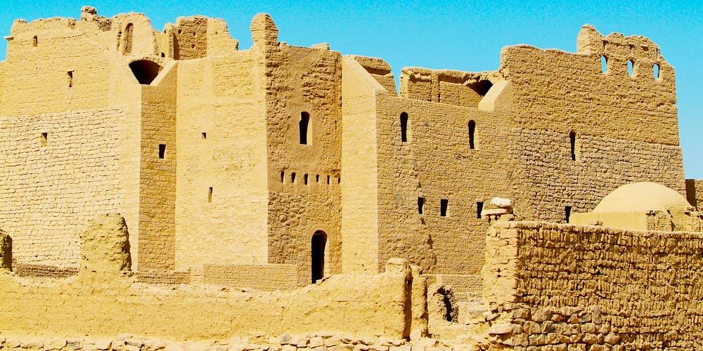 Monastery of St.Simeon - Hidden Attractions in Aswan - Trips in Egypt