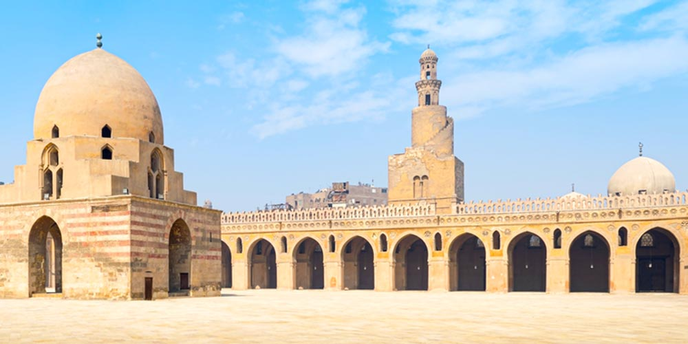 Mosque of Ibn Tulun Facts - Trips in Egypt