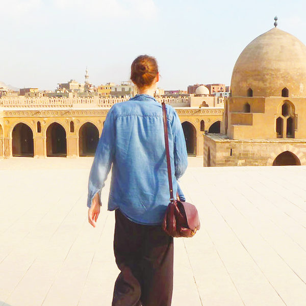 Mosque of Ibn Tulun - Trips in Egypt
