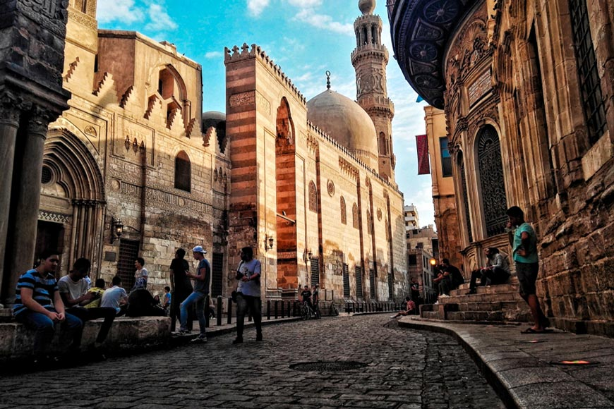 Muizz Street - Egypt Tours Portal