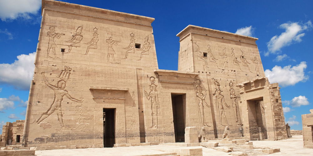 Philae Temple Relocation | Rescue Process Temple of Isis | Temple of Isis Facts