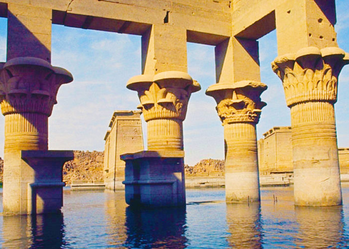 Philae Temple Relocation   Rescue Process Temple of Isis   Temple of Isis Facts
