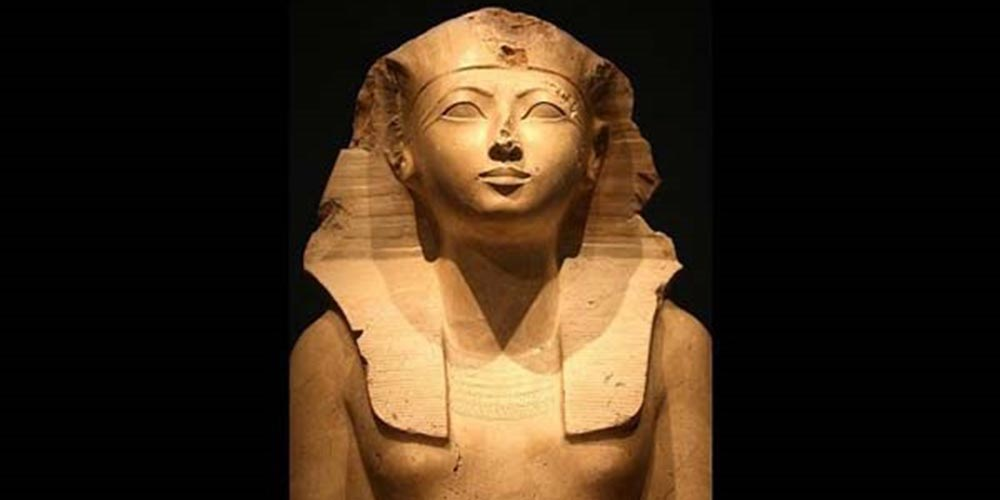 Queen Hatshepsut - Trips in Egypt
