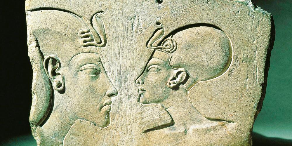 Queen Nefertiti and Akhenaten - Trips in Egypt